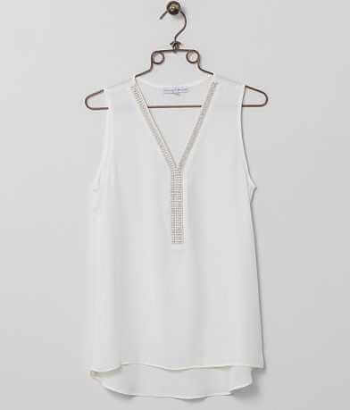 Moa Moa Embellished Tank Top
