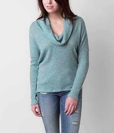 Moa Moa Open Weave Sweater
