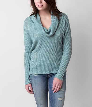 Moa Moa Open Weave Sweater