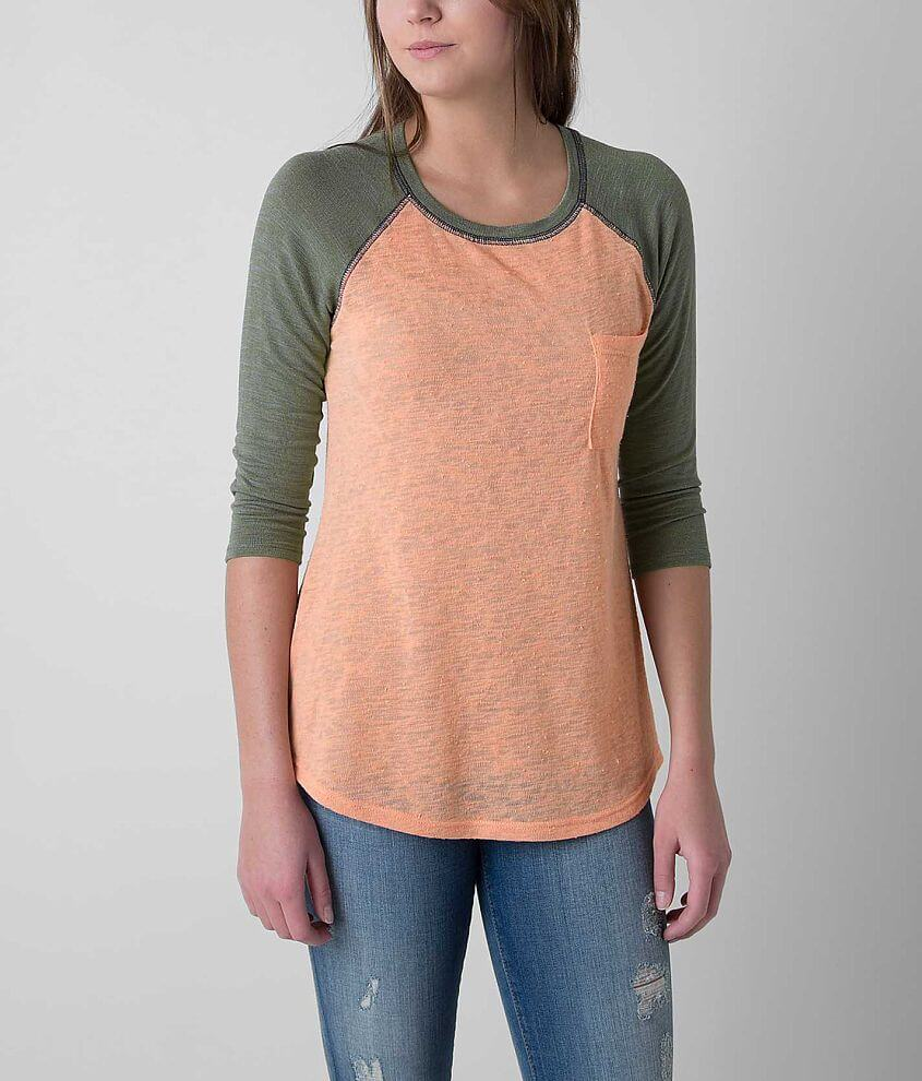 BKE Knit Top front view