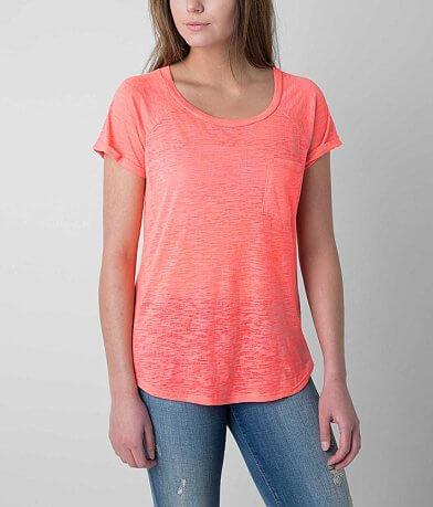 BKE core Cuffed Sleeve T-Shirt