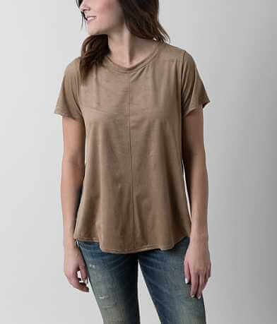 Moa Moa Scoop Neck Top