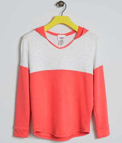 Girls - Daytrip Color Block Hoodie
