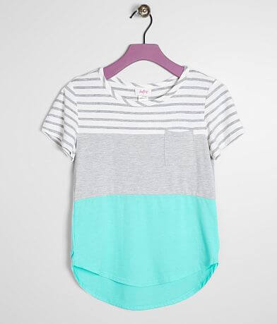 Girls - Daytrip Color Block Top