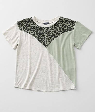 Girls - Daytrip Color Block T-Shirt