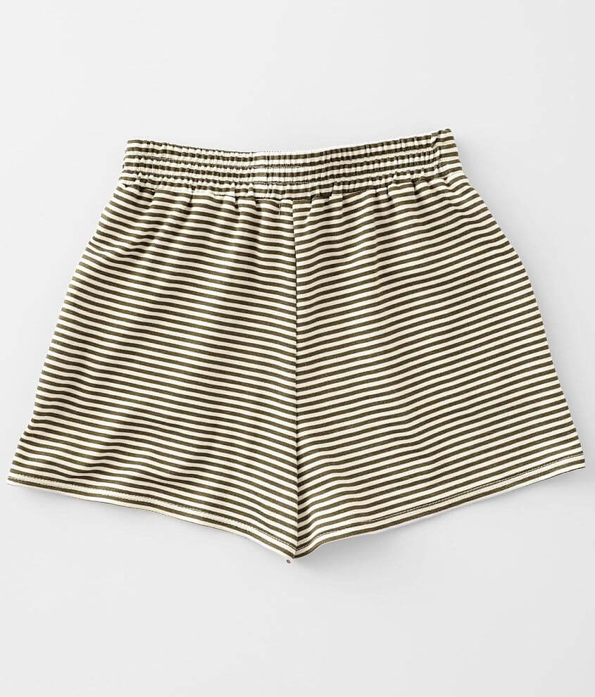 Girls - BKE Striped Short front view