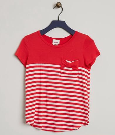 Girls - Daytrip Striped Top