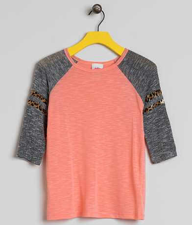 Girls - Daytrip Slub Fabric Top