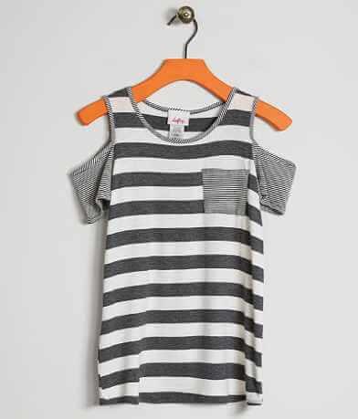 Girls - Daytrip Cold Shoulder T-Shirt