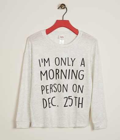 Girls - Daytrip Morning Person Top