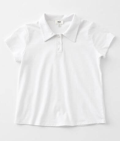 Girls - BKE Collared Polo