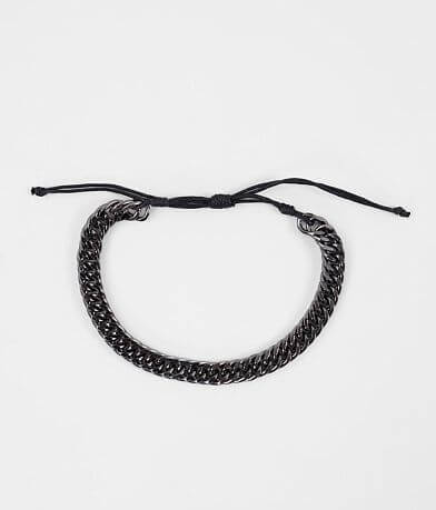BKE Biker Chain Bracelet