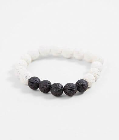 BKE Lava Rock Bracelet