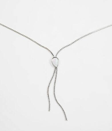 BKE Dainty Y-Necklace