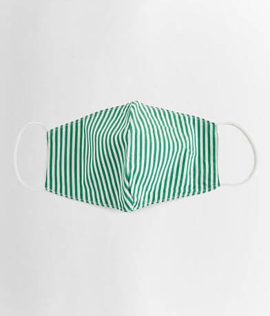 Momma Osa Striped Reversible Face Mask
