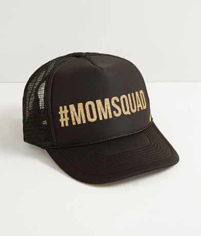 Mother Trucker Mom Squad Trucker Hat
