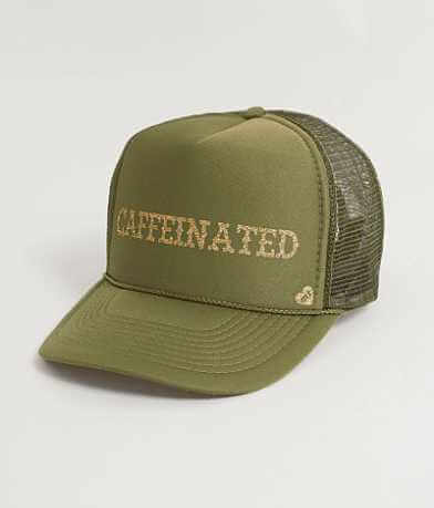 Mother Trucker Caffeinated Trucker Hat