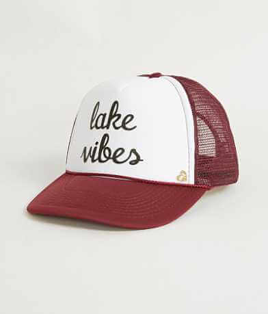 Mother Trucker Lake Vibes Trucker Hat