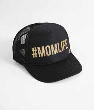 Mother Trucker Mom Life Trucker Hat