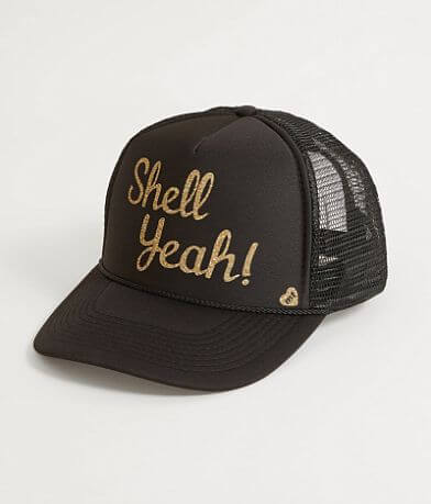 Mother Trucker Shell Yeah Trucker Hat