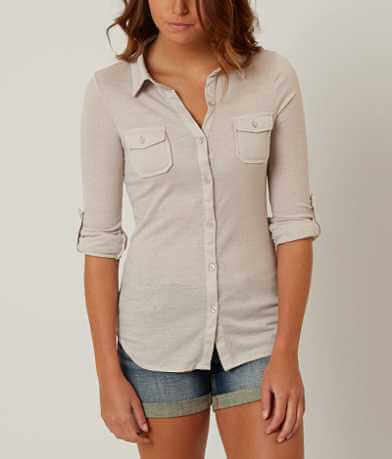 Passport Ribbed Shirt