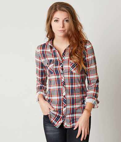 Passport Plaid Shirt