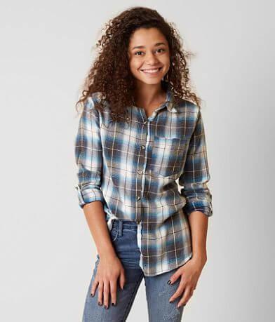 FITZ + EDDI Flannel Shirt