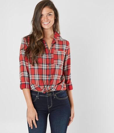 Daytrip Flannel Shirt