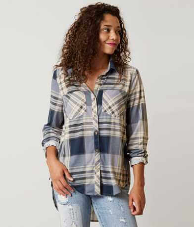 Daytrip Plaid Shirt