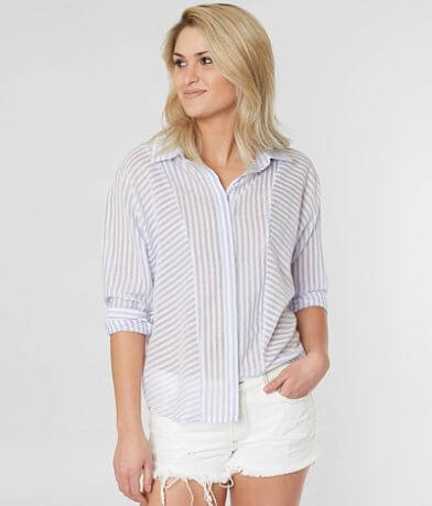 Daytrip Striped Shirt