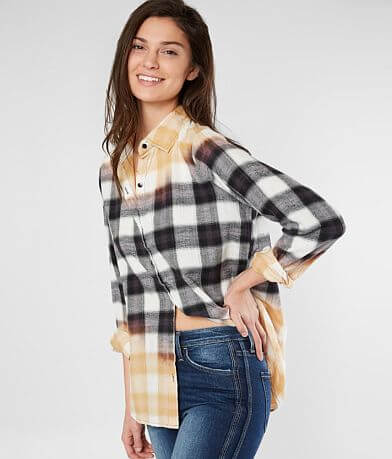 Daytrip Checkered Flannel Shirt