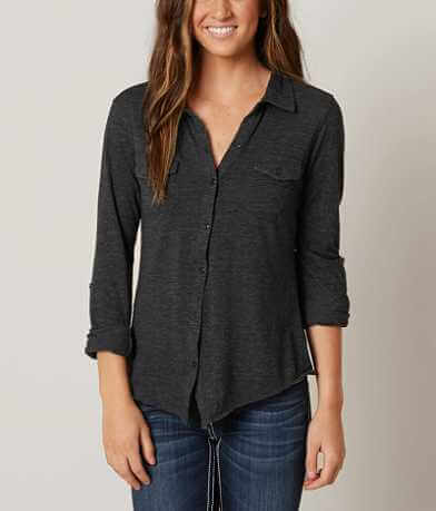Passport Heathered Shirt