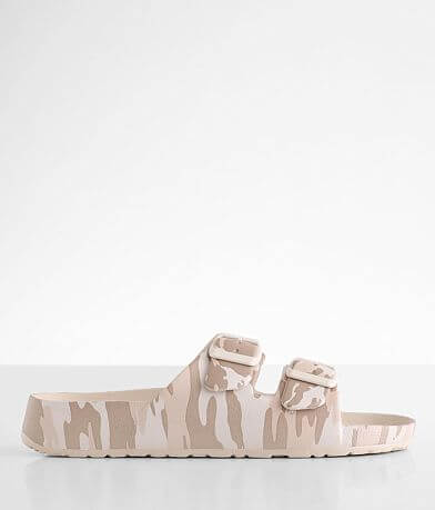 BKE Camo Print Sandal