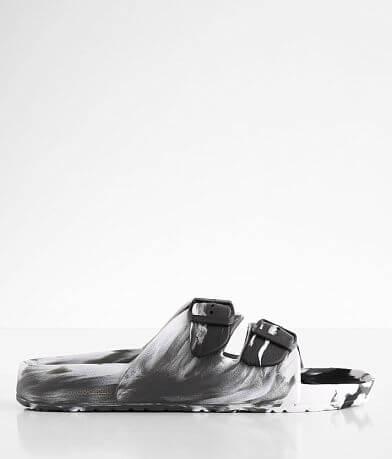 BKE Tie-Dye Swirl Sandal