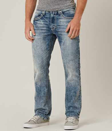 Salvage Mayhem Straight Stretch Jean