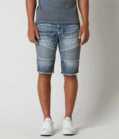 Salvage Havoc Slim Straight Denim Stretch Short