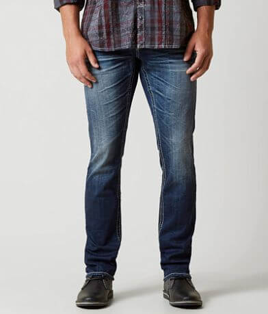 Salvage Mayhem Taper Stretch Jean