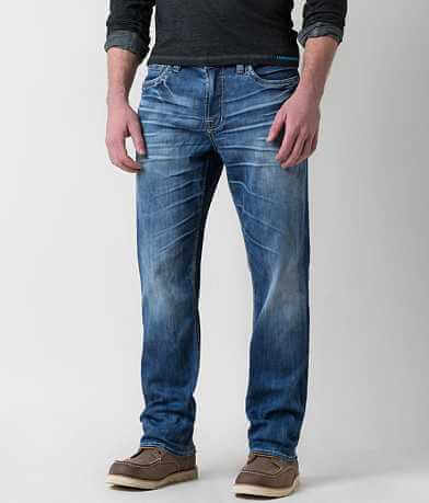 Salvage Anarchy Relaxed Straight 17 Stretch Jean
