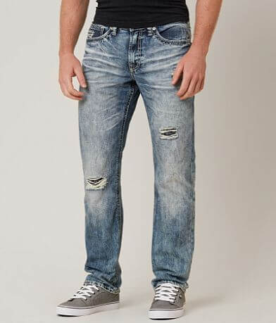Salvage Anarchy Relaxed Straight 17 Jean