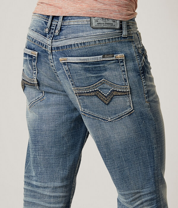 Stretch Straight Anarchy Jean Relaxed Salvage nax8Xfwn