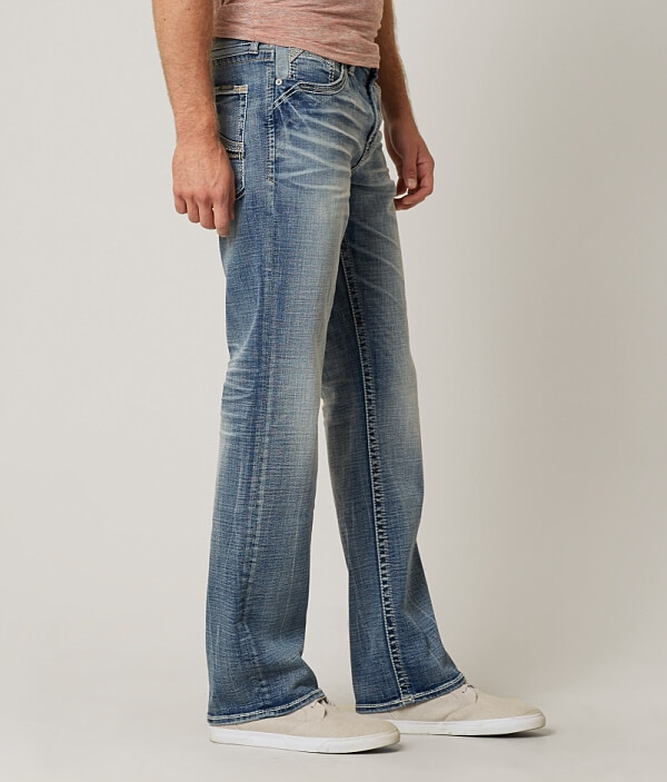 Salvage Stretch Straight Jean Relaxed Anarchy 7qrw07