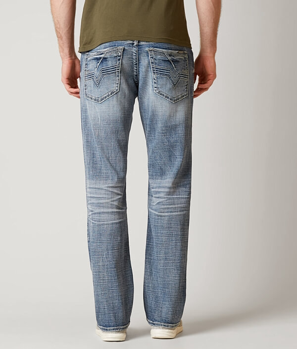 Relaxed Stretch Straight Salvage Jean Anarchy HPw5qO