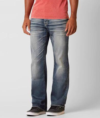 Salvage Anarchy Straight Stretch Jean