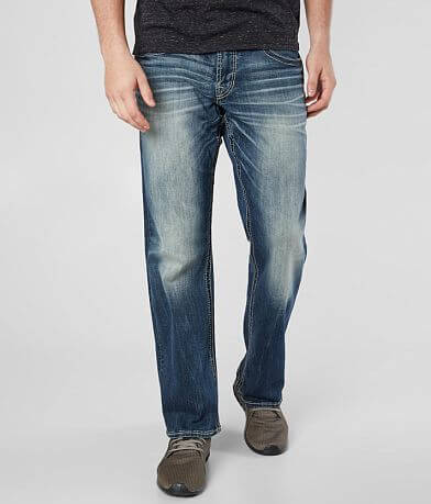 Salvage Anarchy Straight Stretch Jean