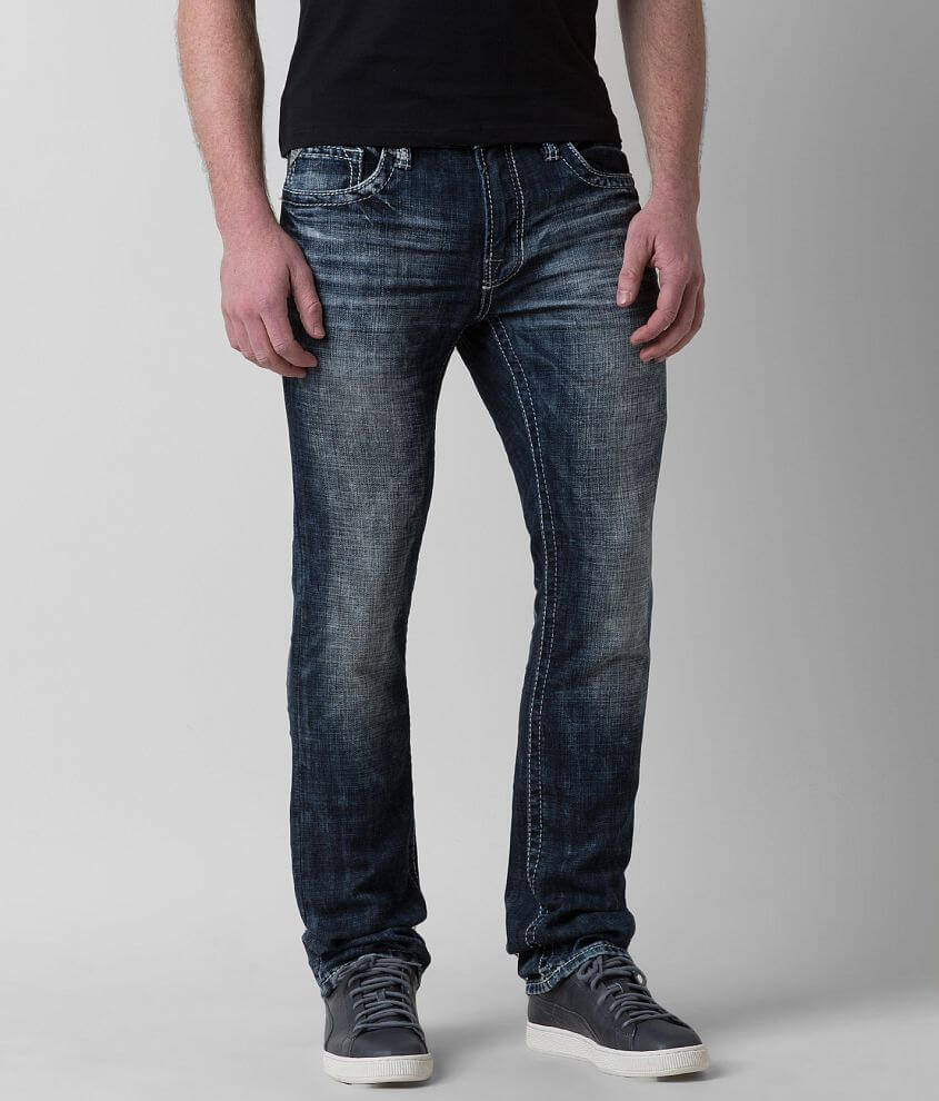Salvage Havoc Slim Straight Jean Men's Jeans in Stillwater