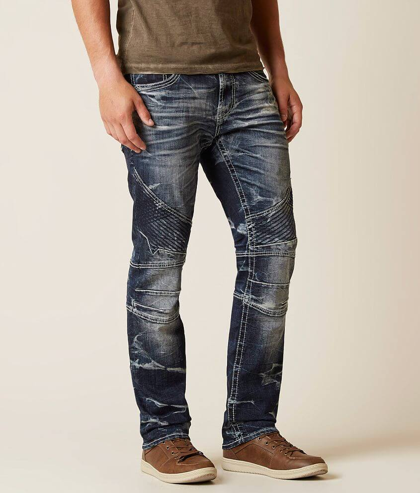 Salvage Havoc Slim Straight Stretch Jean Men's Jeans in