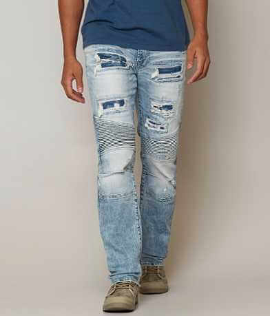 Salvage Havoc Slim Straight Stretch Jean