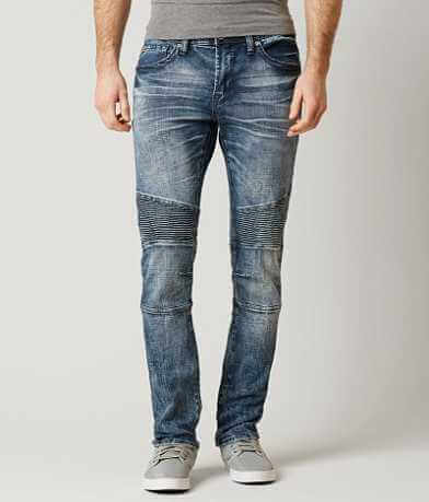 Salvage Havoc Skinny Moto Stretch Jean