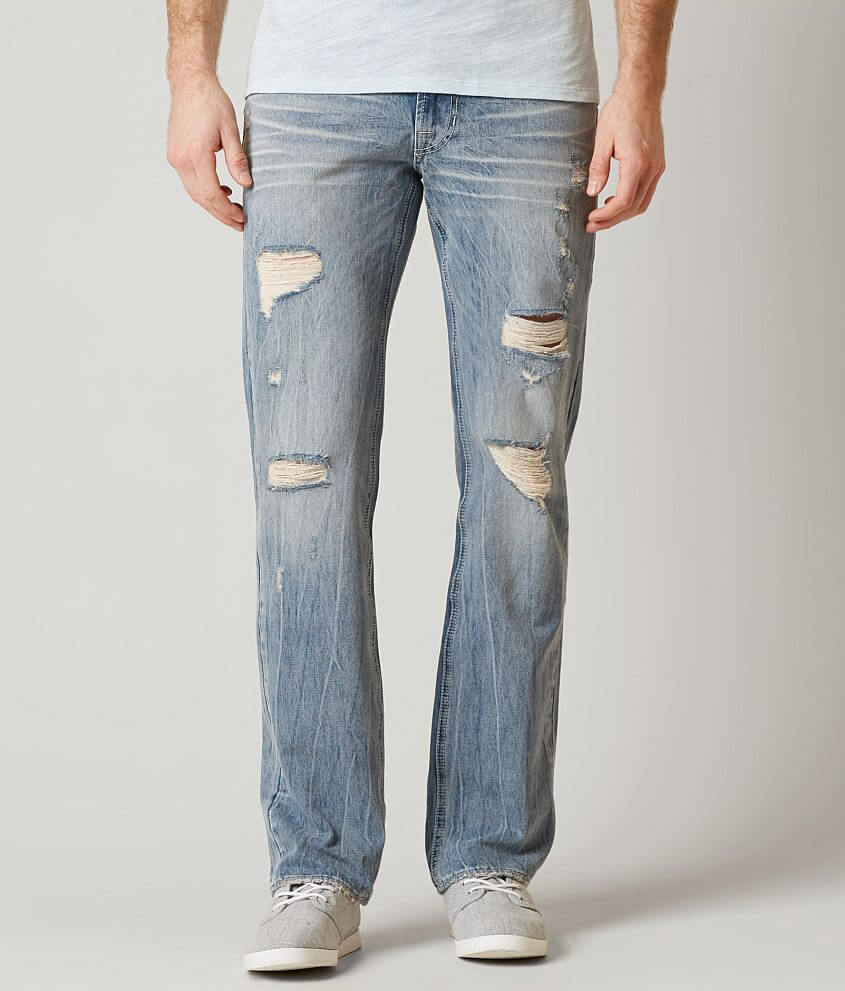 Departwest Seeker Straight Stretch Jean front view