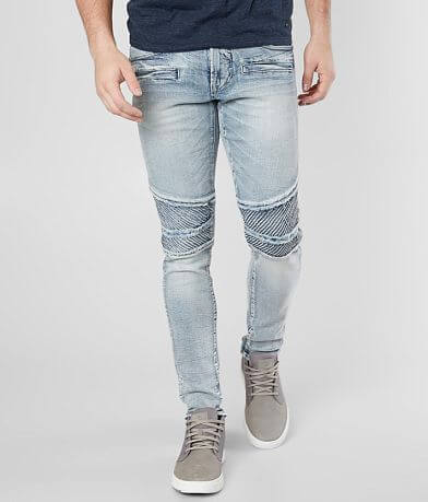 Departwest Trouper Skinny Moto Stretch Jean